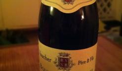 Des cépages de qualité, les vins de bourgogne