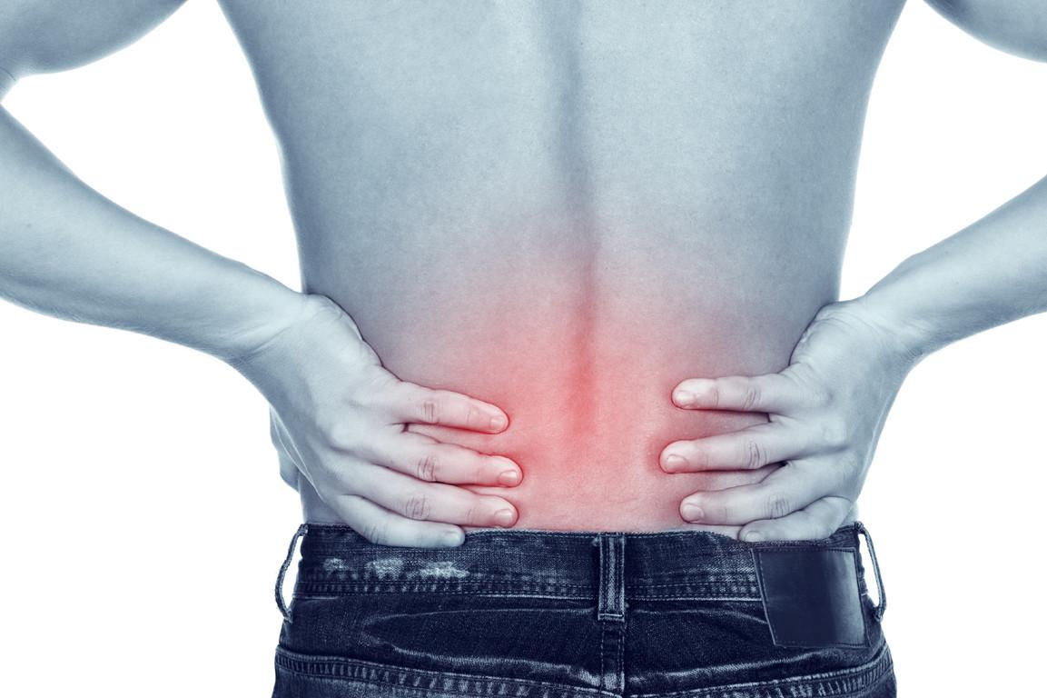 Mal de dos musculaire : une déchirure peut être très douloureuse